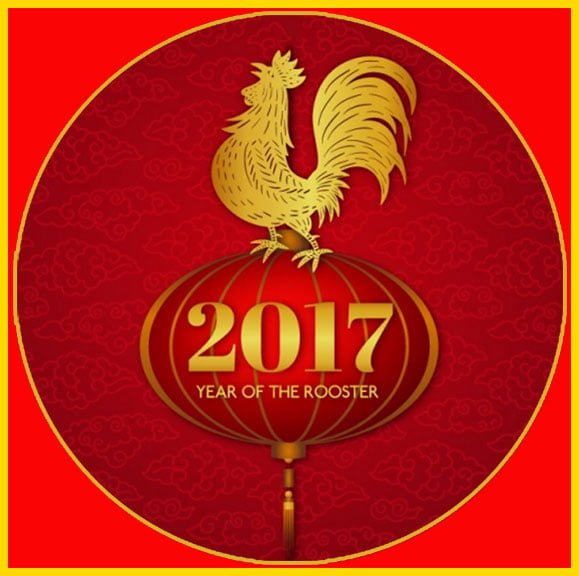 Chinese New Year – Rooster year