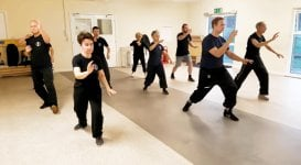 Practicing Tai Chi helps improve respiratory function in patients with COPD