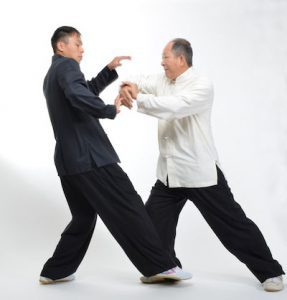 Tai Chi - offensive power