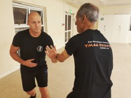Tai Chi Ealing - Pushing Hands- YMAA OrientSport